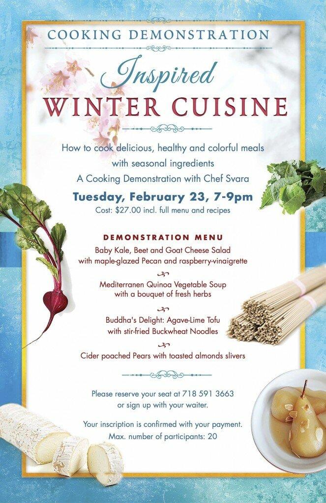 Winter Cuisine